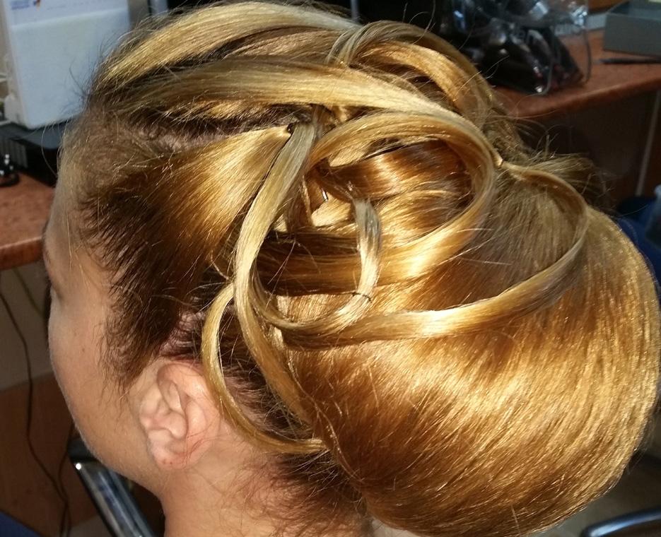 Hairstyle - Coafura - Delia Creativ 1a