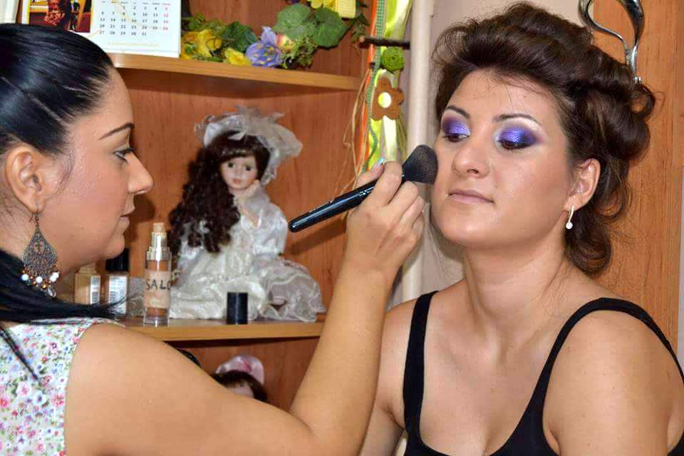 Make-up - Delia Creativ