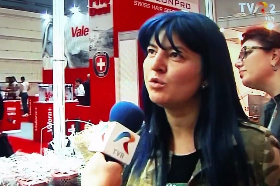 Mariana Doncea - Delia Creativ la TVR2_b