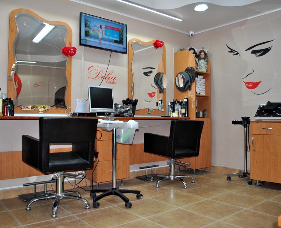 Salon Coafura - Delia Creativ
